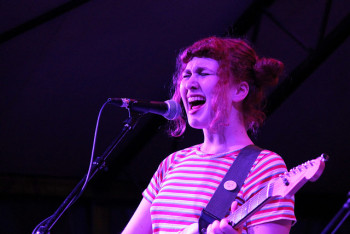 Chloe Tucker of Girlpool
