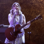 Corin Tucker of Sleater-Kinney