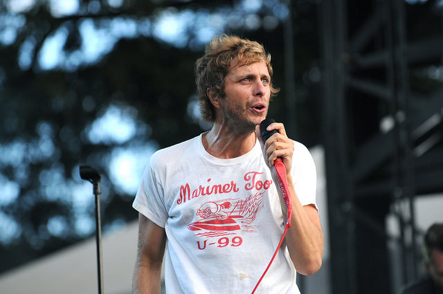 "AWOLNATION opened and closed their set with their biggest hit, ""Sail."""