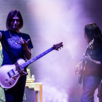 Steven Wilson and guitarist Dave Kilminster