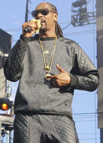 Real talk: Snoop Dogg was one of the highlights of the whole weekend.