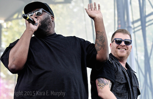 Run the Jewels at Pitchfork Music Festival