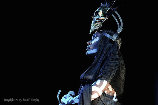 Grace Jones at Fox Theatre Oakland