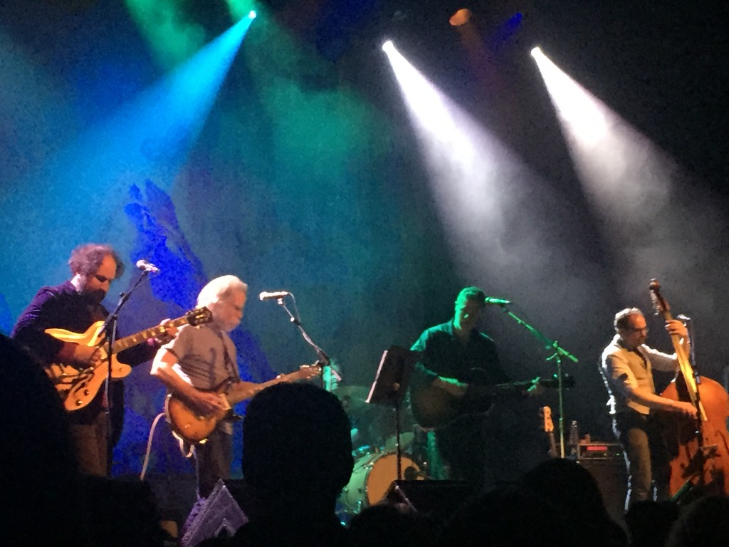 Josh Ritter and The Royal City Band with Bob Weir
