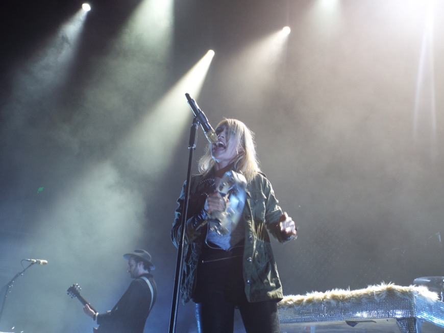 James Shaw and Emily Haines