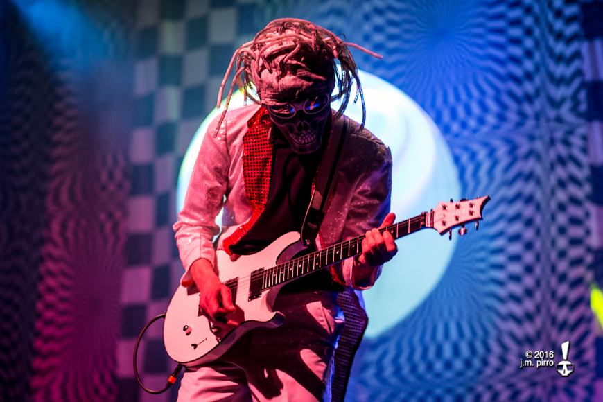 Bob, guitarist of The Residents