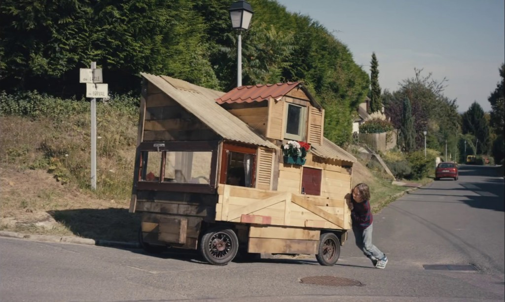 A scene from Michel Gondry's MICROBE AND GASOLINE will play at the 59th San Francisco International Film Festival, on April 21 - May 5,2016.