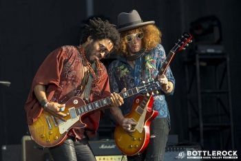 Lenny gets down (Photo credit: BottleRock Napa Valley / Latitude 38 Entertainment)