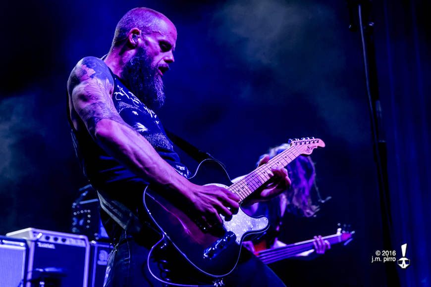John Baizley and Nick Jost of Baroness
