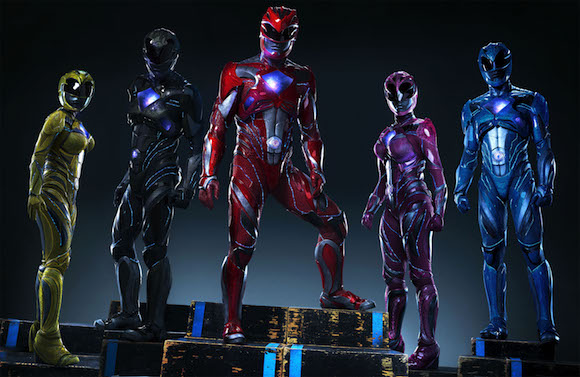 Saban's new Power Rangers