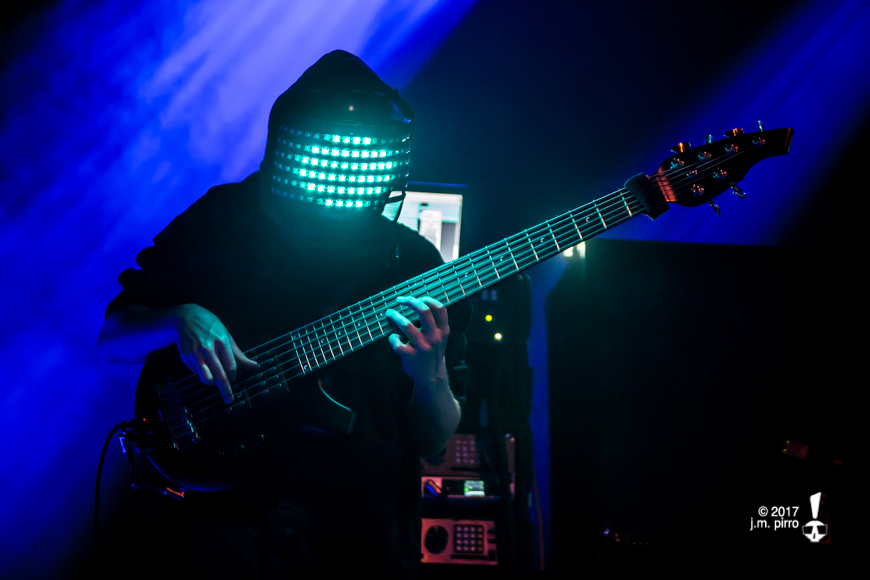Tom Jenkinson (Squarepusher) of Shobaleader One