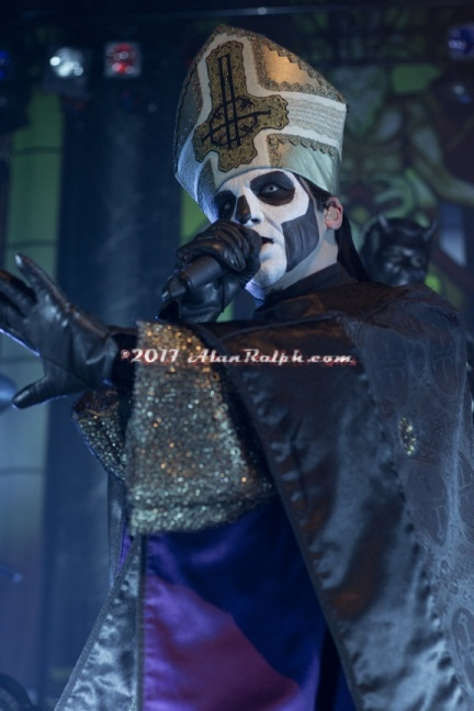 Papa Emeritus of Ghost
