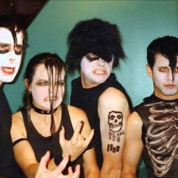 Superchunk as The Misfits