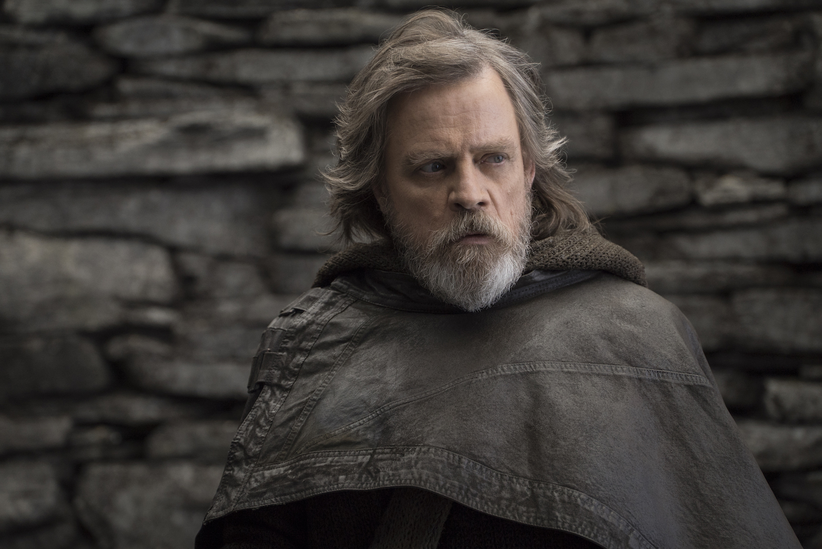 Old Luke (Mark Hamill) is good Luke.
